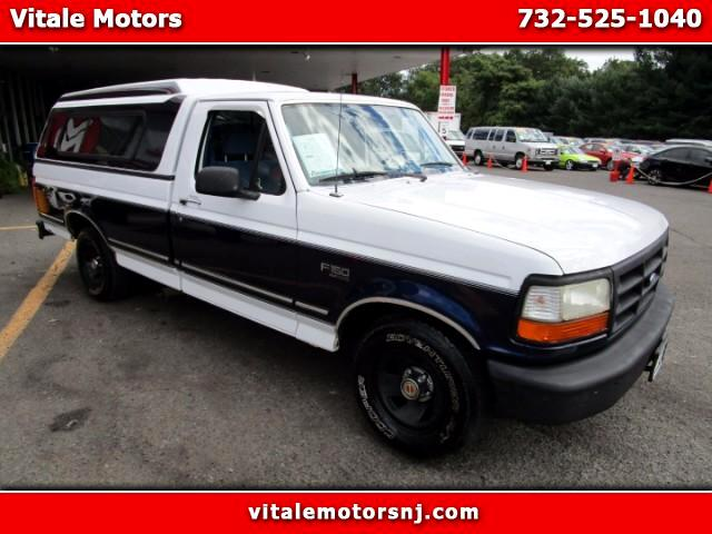 1994 Ford F-150 REG CAB LONG BED
