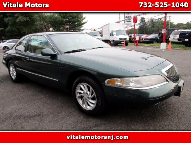 1998 Lincoln Mark VIII Base