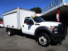 2013 Ford F-450 SD