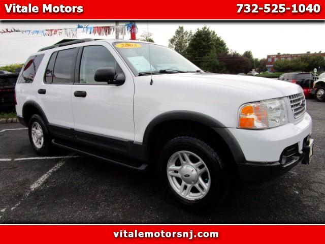 2003 Ford Explorer XLT 4.6L 4WD