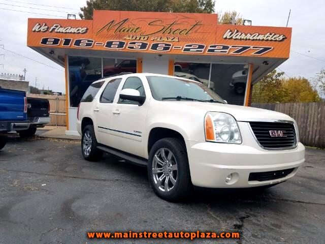 2011 GMC Yukon SLT1 4WD
