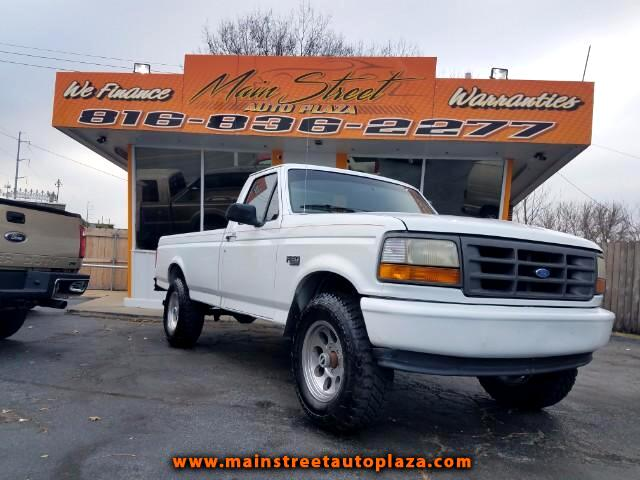1994 Ford F-150 S Reg. Cab Short Bed 4WD