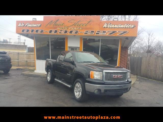 2007 GMC Sierra 1500 SLE2 Ext. Cab Short Bed 4WD