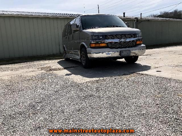 2004 Chevrolet Express 1500 AWD Cargo