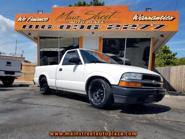 2002 Chevrolet S10 Pickup 2WD