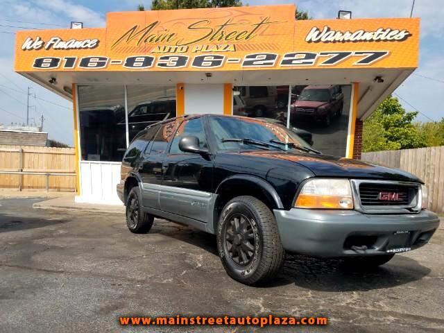 1998 GMC Jimmy SLT 4-Door 4WD