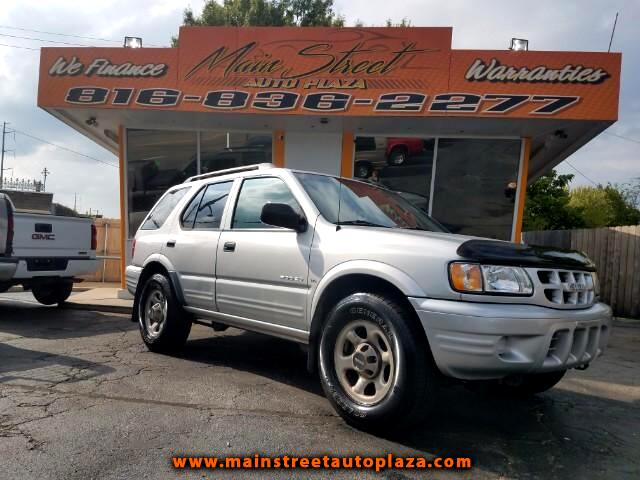 2001 Isuzu Rodeo S 4WD