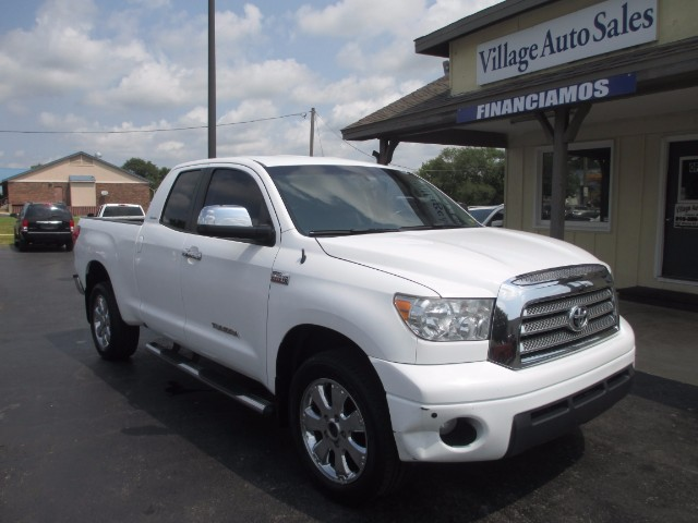 2009 Toyota Tundra Limited 5.7L FFV Double Cab 4WD