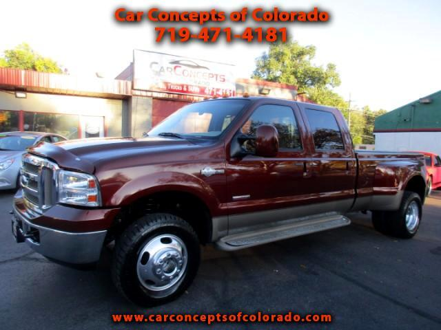 2006 Ford F-350 SD KING RANCH