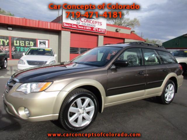 2008 Subaru Outback 2.5i L.L.Bean Edition
