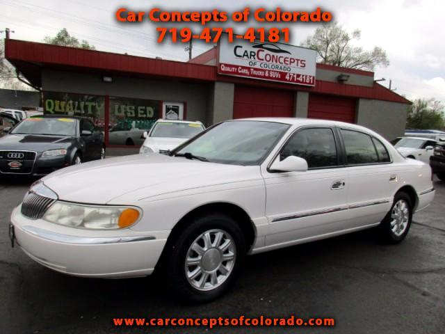 2000 Lincoln Continental Base