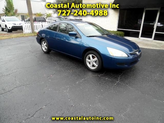 2005 Honda Accord EX coupe AT