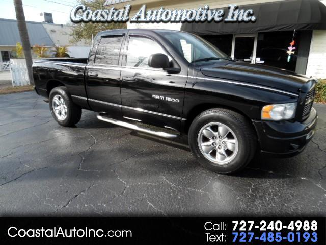 2003 Dodge Ram 1500 SLT Quad Cab Long Bed 2WD