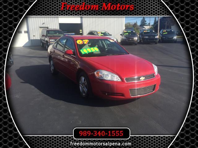 2007 Chevrolet IMPALA LS LS