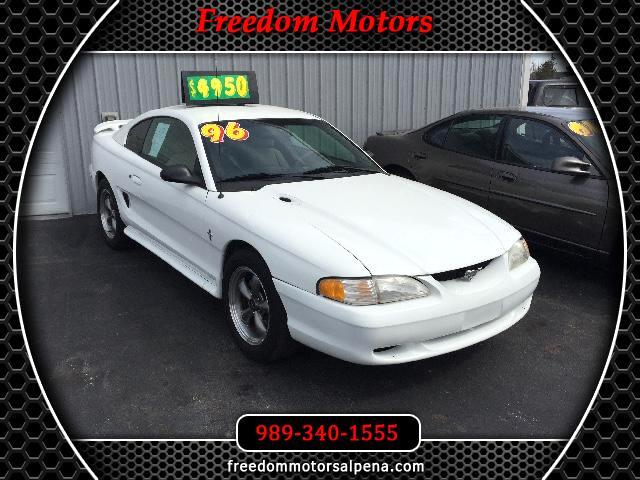 1996 Ford Mustang Coupe