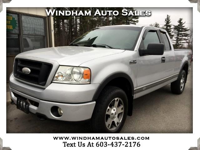 2007 Ford F-150 FX4 SuperCab 4WD