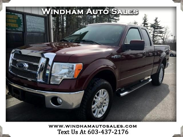 2009 Ford F-150 Lariat SuperCab 4WD