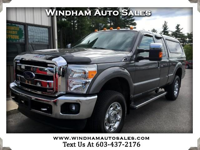 2012 Ford F-350 SD Lariat SuperCab 4WD