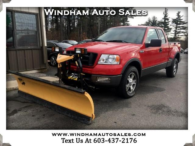 2005 Ford F-150 SuperCab Flareside Short Bed 4WD