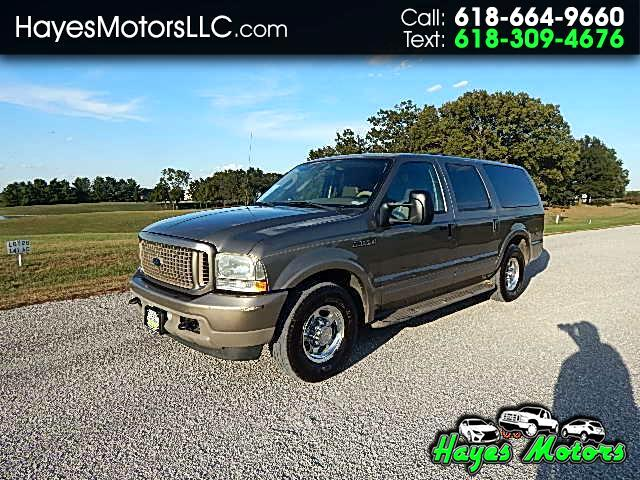2003 Ford Excursion Eddie Bauer 6.0L 2WD