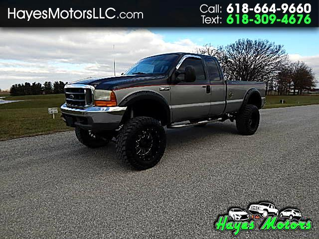 2000 Ford F-350 SD XLT SuperCab 4WD