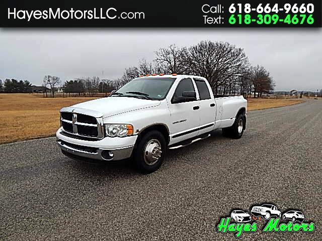 2004 Dodge Ram 3500 ST Quad Cab Long Bed 2WD DRW