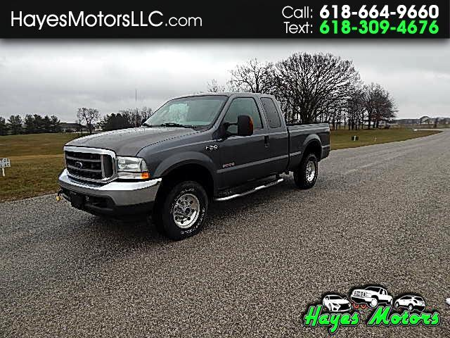 2004 Ford F-250 SD Lariat SuperCab Long Bed 4WD
