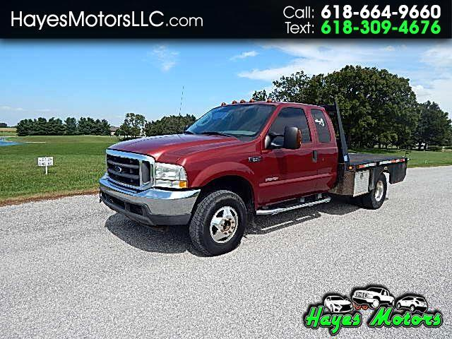 2003 Ford F-350 SD XLT 4WD DRW