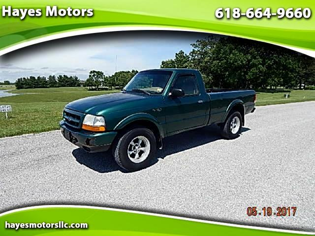 2000 Ford Ranger XL Short Bed 4WD