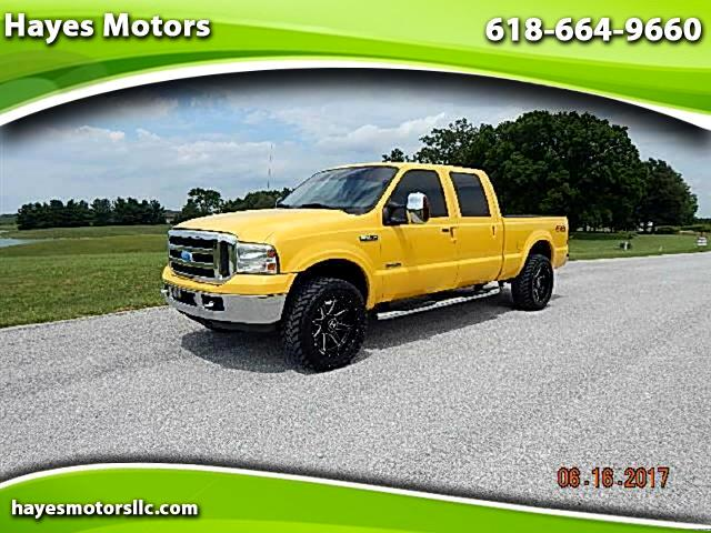 2006 Ford F250 Lariat Crewcab Shortbed 4wd