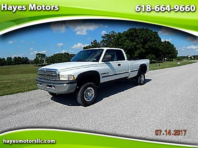 1999 Dodge Ram 2500 Quad Cab Short Bed 4WD