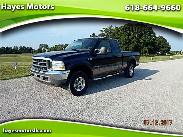 2003 Ford F-250 SD Lariat SuperCab Short Bed 4WD