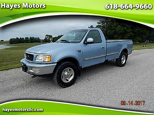 1998 Ford F-150 Reg. Cab Long Bed 4WD