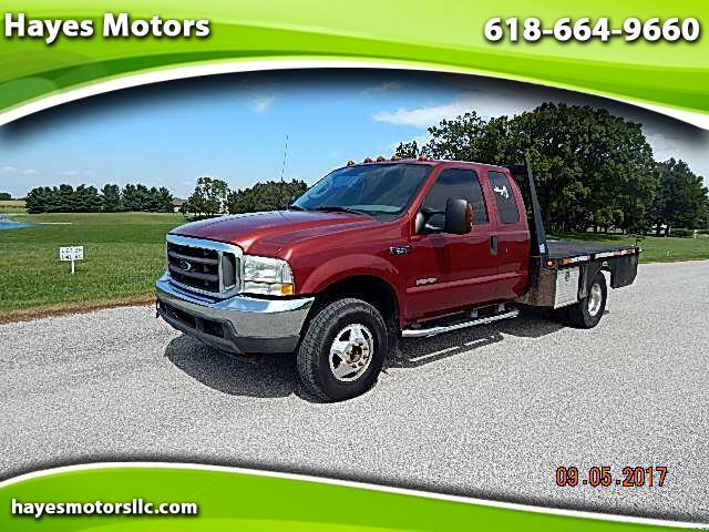 2003 Ford F-350 SD XLT SuperCab 4WD DRW