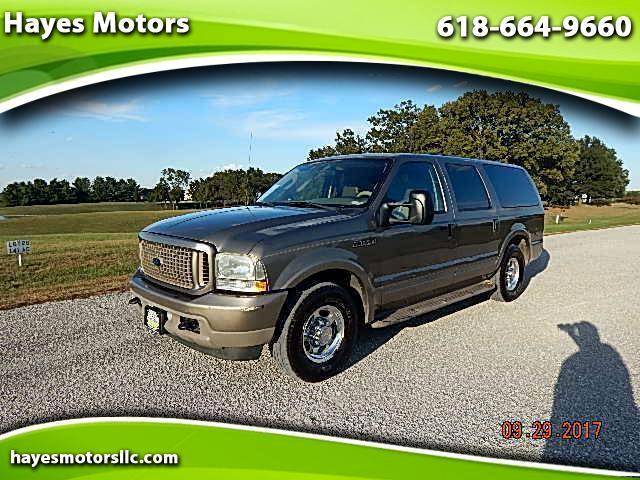 2003 Ford Excursion Eddie Bauer 6.0L 2WD