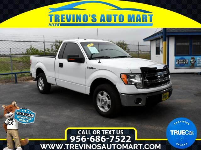 2013 Ford F-150 XLT 6.5-ft. Bed 2WD