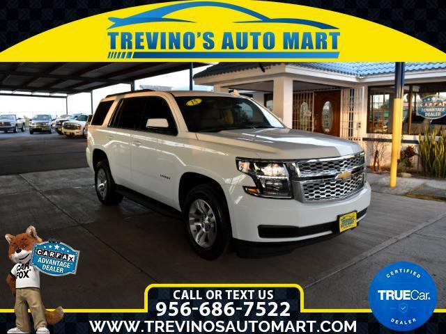 2015 Chevrolet Tahoe LT 2WD