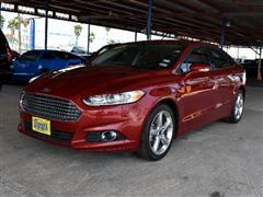 2015 Ford Fusion
