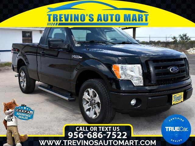 2012 Ford F-150 STX 6.5-ft. Bed 2WD