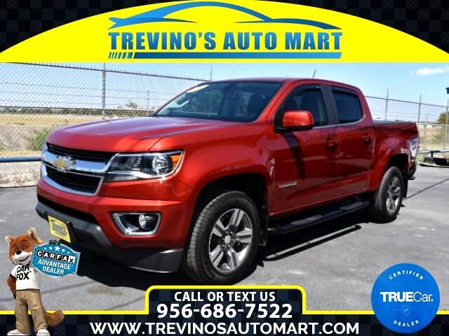 2015 Chevrolet Colorado LT Crew Cab 2WD Short Box