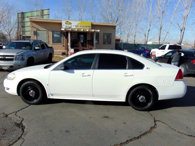 2009 Chevrolet Impala Police