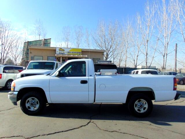 2000 GMC Sierra 1500 SLE Reg. Cab Long Bed 4WD