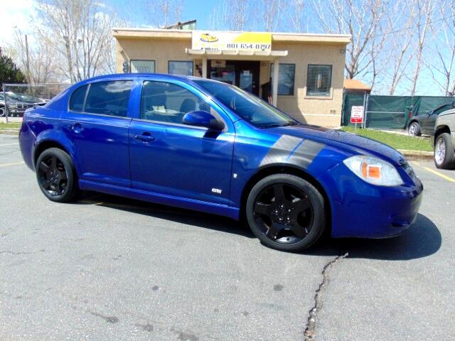 2007 Chevrolet Cobalt SS Sedan