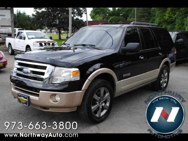 2008 Ford Expedition 5.4L Eddie Bauer 4WD