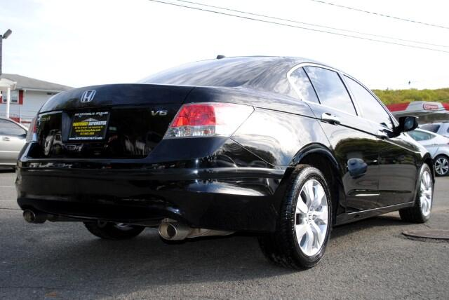 2009 Honda Accord EX-L Sedan V6 6-Spd AT