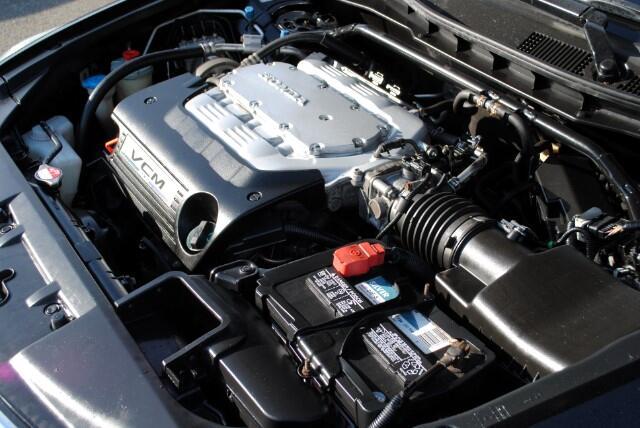 2009 Honda Accord EX-L Sedan V6 6-Spd AT