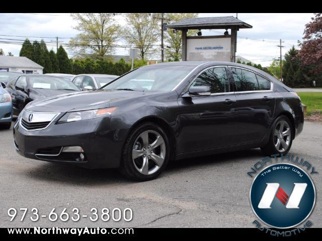 2012 Acura TL TECH PACKAGE AWD