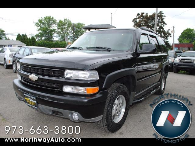 2003 Chevrolet Tahoe 4WD 4dr 1500 LT