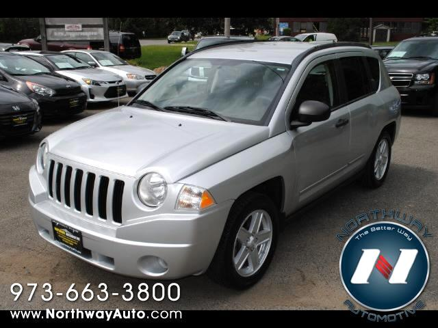 2009 Jeep Compass 4WD 4dr Sport