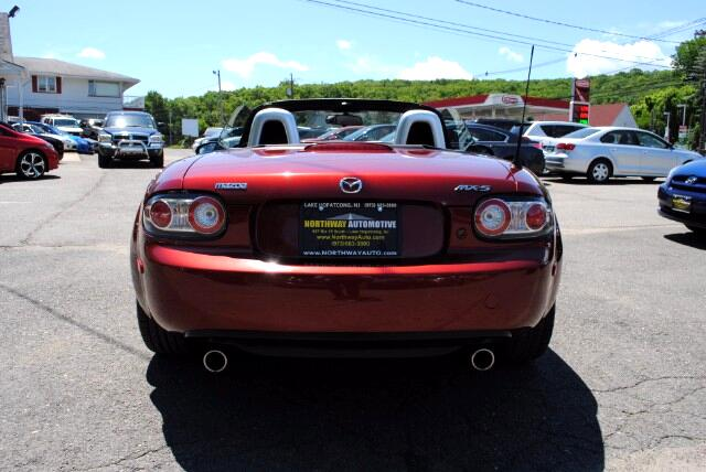 2007 Mazda MX-5 Miata Sport 6AT